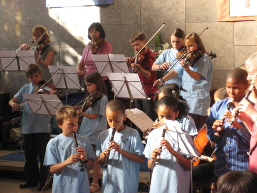 String Group and Recorders