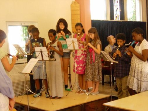 The recorder group