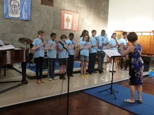The Recorder Group with Sue