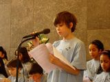 Alexander narrating part of the story