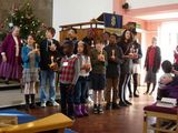 Singing our Christingle Song