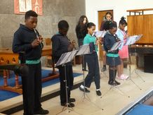 Recorder players